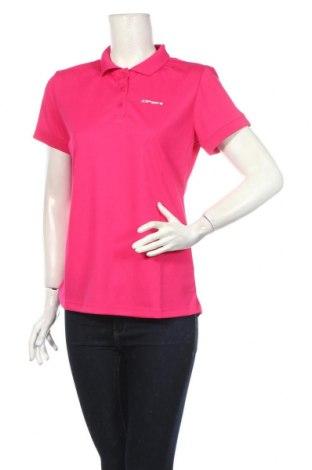Дамска тениска Icepeak, Размер L, Цвят Розов, Полиестер, Цена 22,00лв.