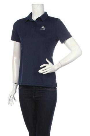 Női póló Odlo, Méret S, Szín Kék, Poliészter, Ár 9086 Ft