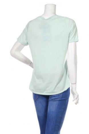 Дамска тениска Odlo, Размер M, Цвят Син, Полиестер, Цена 44,25лв.