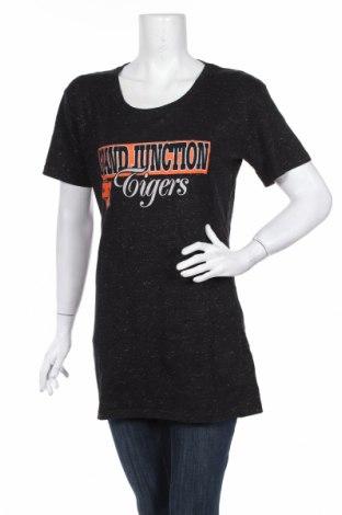 Dámské tričko Pennant, Rozměr XL, Barva Černá, 97% bavlna, 3% kovové nitě, Cena  531,00Kč