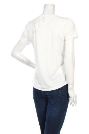 Дамска тениска Under Armour, Размер L, Цвят Бял, Полиестер, Цена 66,75лв.