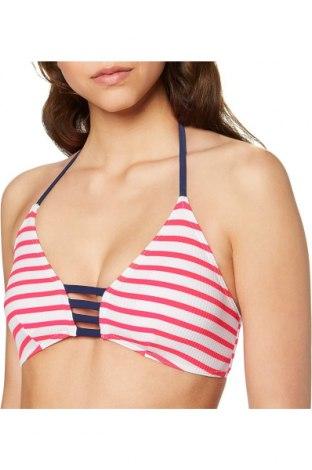 Costum de baie de damă Esprit, Mărime M, Culoare Roz, 89% poliester, 11% elastan, Preț 90,79 Lei