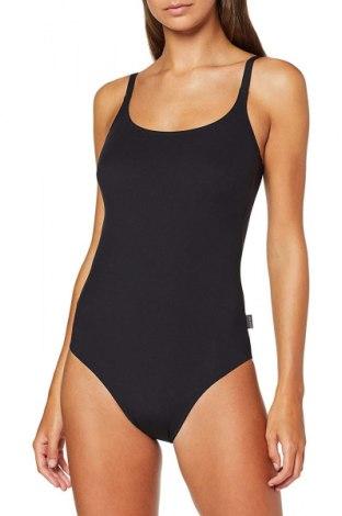 Costum de baie de damă Rosa Faia, Mărime L, Culoare Negru, 73% poliamidă, 27% elastan, Preț 116,45 Lei