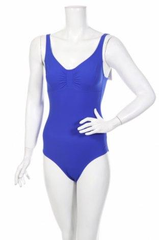 Дамски бански Speedo, Размер S, Цвят Син, 69% полиамид, 31% еластан, Цена 44,25лв.