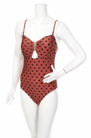 Costum de baie de damă V by Very, Mărime L, Culoare Maro, 80% poliamidă, 20% elastan, Preț 88,37 Lei