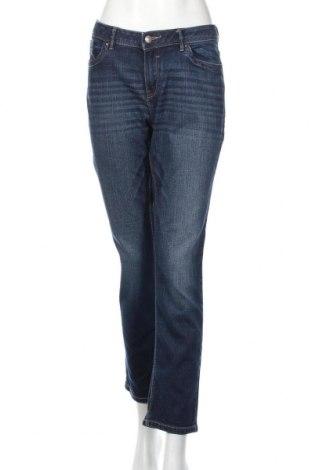 Дамски дънки Charles Vogele, Размер XL, Цвят Син, 99% памук, 1% еластан, Цена 21,84лв.