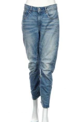 Dámske džínsy  G-Star Raw, Veľkosť L, Farba Modrá, Bavlna, Cena  69,40€