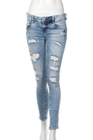 Dámske džínsy  Herrlicher, Veľkosť S, Farba Modrá, 98% bavlna, 2% elastan, Cena  55,73€