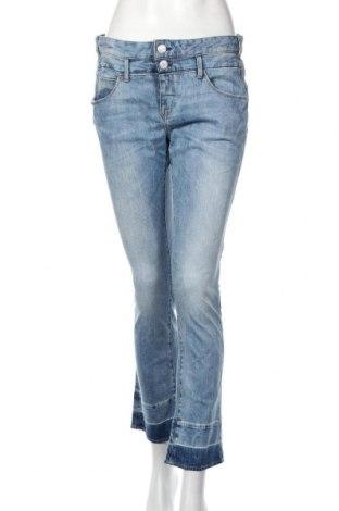 Dámske džínsy  Herrlicher, Veľkosť M, Farba Modrá, 98% bavlna, 2% elastan, Cena  51,18€