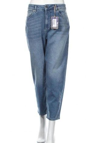 Blugi de femei Ted Baker, Mărime L, Culoare Albastru, 99% bumbac, 1% elastan, Preț 254,87 Lei