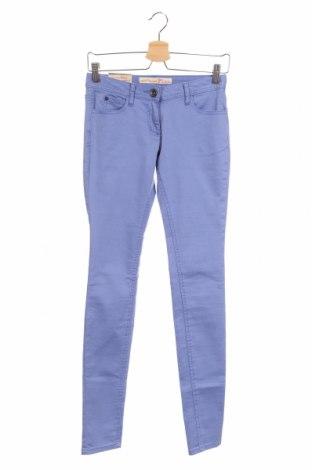 Дамски дънки Tom Tailor, Размер XS, Цвят Лилав, 97% памук, 3% еластан, Цена 20,28лв.