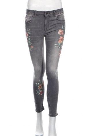 Dámske džínsy  Zara, Veľkosť M, Farba Sivá, Cena  15,31€