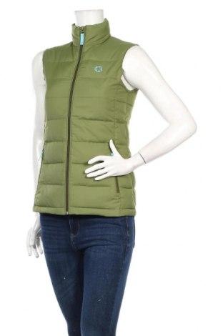 Γυναικείο γιλέκο Gregster, Μέγεθος XS, Χρώμα Πράσινο, Πολυεστέρας, Τιμή 20,04€