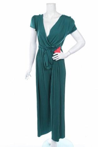 Дамски гащеризон Ax Paris, Размер XXL, Цвят Зелен, 95% полиестер, 5% еластан, Цена 54,72лв.