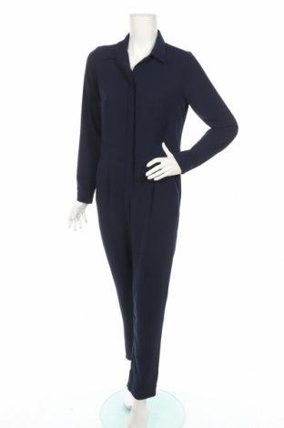 Salopetă de femei Comptoir Des Cotonniers, Mărime M, Culoare Albastru, 100% poliester, Preț 396,24 Lei