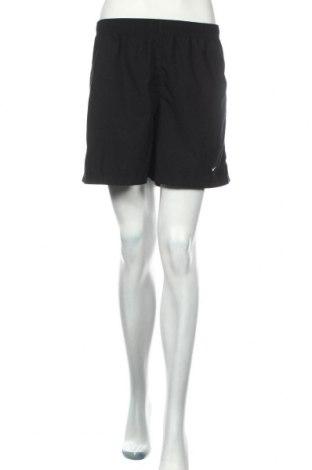 Pantaloni scurți de femei Nike, Mărime L, Culoare Negru, Poliester, Preț 168,97 Lei