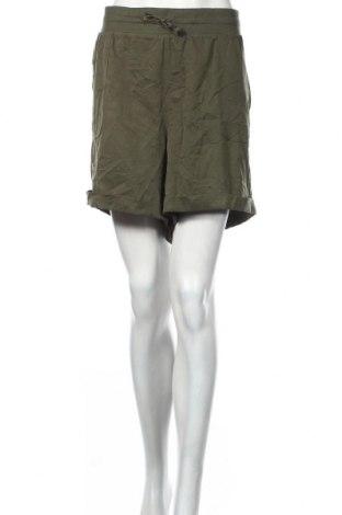 Pantaloni scurți de femei Old Navy, Mărime XXL, Culoare Verde, 90% poliester, 10% elastan, Preț 116,98 Lei