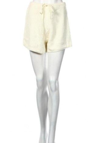 Pantaloni scurți de femei Sabo Skirt, Mărime M, Culoare Alb, Acrilic, Preț 51,99 Lei
