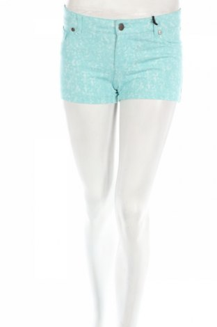 Дамски къс панталон Shinestar, Размер M, Цвят Син, Цена 9,57лв.