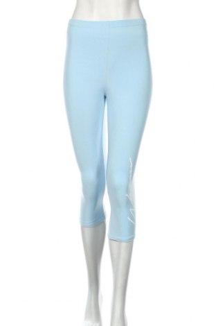 Dámske legíny  Boohoo, Veľkosť XXS, Farba Modrá, 95% polyester, 5% elastan, Cena  10,76€