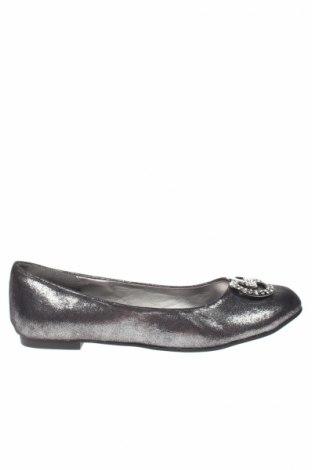 Дамски обувки Adam's, Размер 39, Цвят Сив, Текстил, Цена 32,00лв.