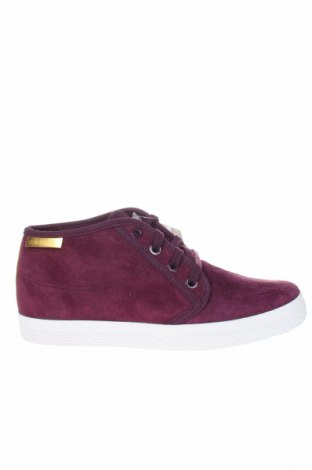 Дамски обувки Adidas Originals, Размер 36, Цвят Лилав, Естествен велур, еко кожа, Цена 101,32лв.