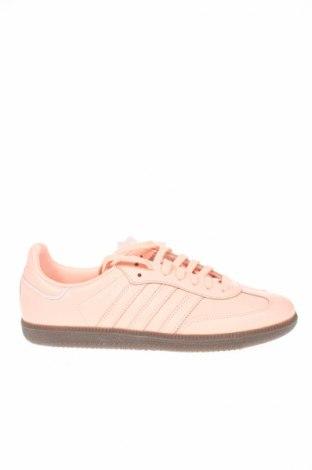 Дамски обувки Adidas Originals, Размер 40, Цвят Розов, Естествена кожа, Цена 114,92лв.