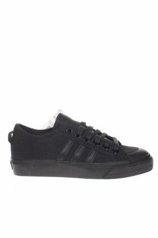 Дамски обувки Adidas Originals, Размер 37, Цвят Черен, Текстил, естествена кожа, Цена 169,00лв.