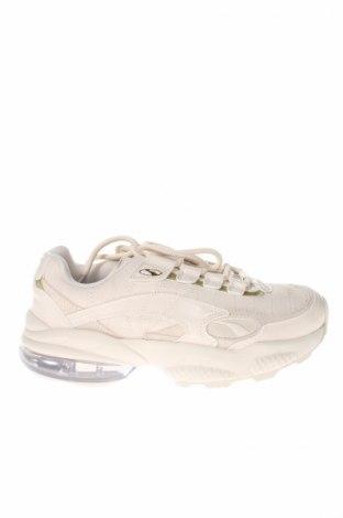 Dámske topánky  PUMA, Veľkosť 38, Farba Béžová, Pravá koža , Prírodný velur , Eko koža , Cena  87,11€
