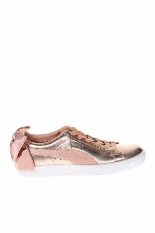 Dámske topánky  PUMA, Veľkosť 38, Farba Ružová, Pravá koža , Cena  97,42€