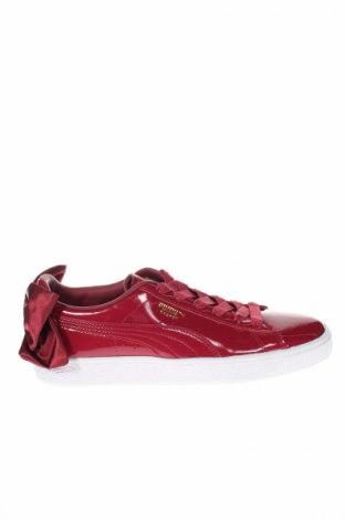Dámske topánky  PUMA, Veľkosť 39, Farba Červená, Eko koža , Cena  76,80€