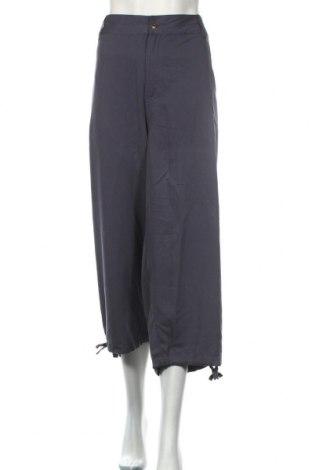 Дамски панталон Alexia, Размер 3XL, Цвят Син, Вискоза, полиестер, Цена 41,90лв.