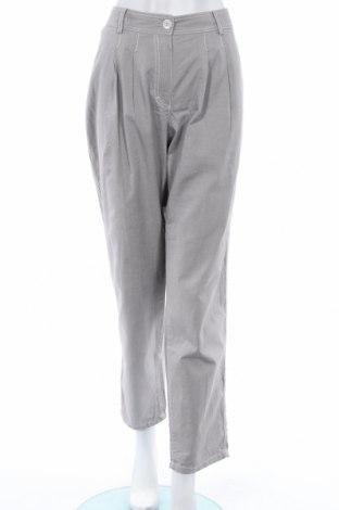 Дамски панталон Apanage, Размер L, Цвят Сив, Памук, Цена 8,78лв.