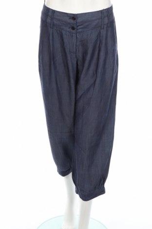 Дамски панталон Gerard Darel, Размер L, Цвят Син, Цена 49,40лв.