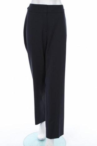 Pantaloni de femei Gerry Weber, Mărime XXL, Culoare Albastru, 63% poliester, 32% viscoză, 5% elastan, Preț 248,74 Lei