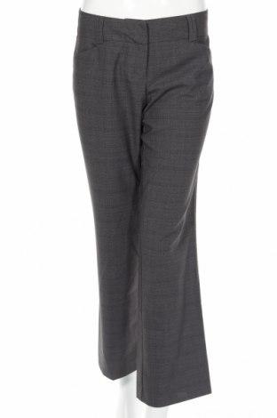 Дамски панталон New York & Company, Размер M, Цвят Сив, 64% полиестер, 34% вискоза, 2% еластан, Цена 5,98лв.