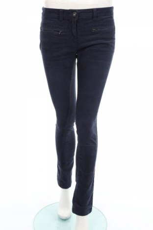 Dámské menčestráky Tom Tailor, Veľkosť S, Farba Modrá, 99% bavlna, 1% elastan, Cena  25,61€