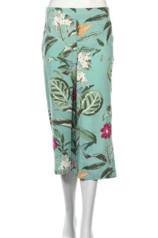 Dámske nohavice Vero Moda, Veľkosť S, Farba Modrá, 100% viskóza, Cena  22,20€