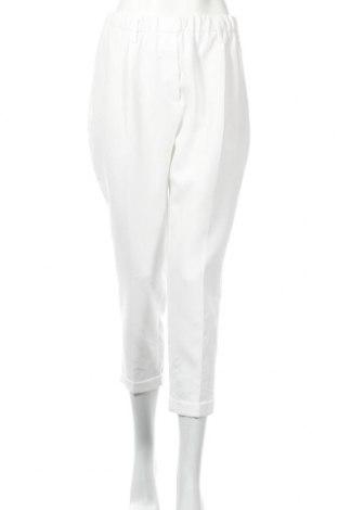 Dámske nohavice Zara, Veľkosť M, Farba Biela, Polyester, Cena  31,96€