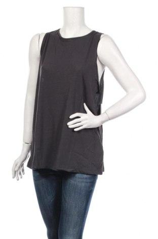 Γυναικείο αμάνικο μπλουζάκι Nike, Μέγεθος XL, Χρώμα Γκρί, 75% πολυεστέρας, 13% βαμβάκι, 12% βισκόζη, Τιμή 21,90€