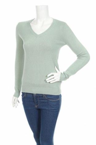 Дамски пуловер Atmosphere, Размер XS, Цвят Зелен, Акрил, Цена 35,70лв.