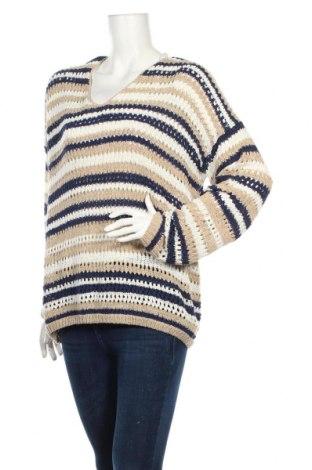 Γυναικείο πουλόβερ Bel&Bo, Μέγεθος XXL, Χρώμα Πολύχρωμο, 75%ακρυλικό, 25% πολυαμίδη, Τιμή 11,72€