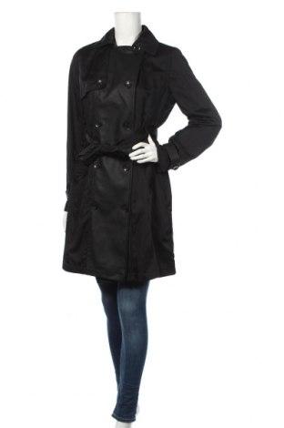 Γυναικεία καμπαρντίνα Mexx, Μέγεθος L, Χρώμα Μαύρο, Πολυεστέρας, δερματίνη, Τιμή 56,62€