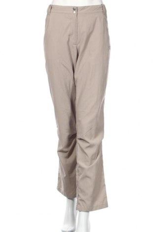 Дамски спортен панталон Jack Wolfskin, Размер L, Цвят Сив, Полиамид, Цена 81,75лв.