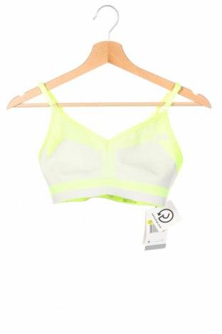 Γυναίκειο αθλητικό τοπ Nike, Μέγεθος S, Χρώμα Γκρί, 77% πολυαμίδη, 23% ελαστάνη, Τιμή 25,61€