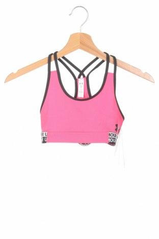 Γυναίκειο αθλητικό τοπ Under Armour, Μέγεθος M, Χρώμα Μπλέ, Τιμή 30,41€