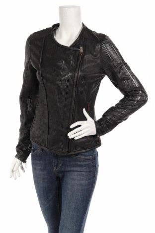 Γυναικείο δερμάτινο μπουφάν Maze, Μέγεθος M, Χρώμα Μαύρο, Γνήσιο δέρμα, Τιμή 140,39€