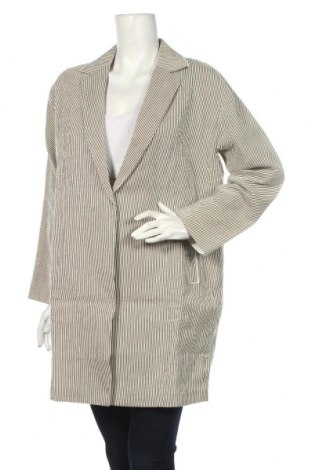 Palton de femei Le Mont Saint Michel, Mărime L, Culoare Ecru, 100% bumbac, Preț 497,37 Lei