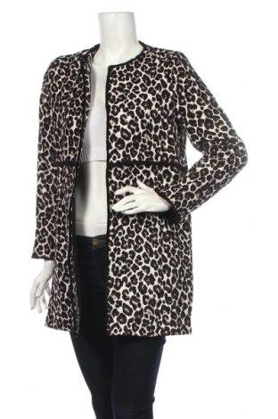 Γυναικείο παλτό An'ge, Μέγεθος S, Χρώμα Πολύχρωμο, 60% πολυεστέρας, 40% βισκόζη, Τιμή 29,39€