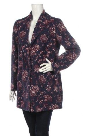 Palton de femei Trucco, Mărime L, Culoare Albastru, 67% bumbac, 33% poliester, Preț 254,10 Lei
